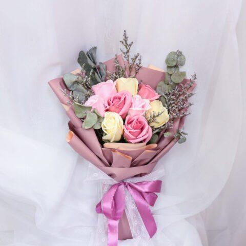 Magenta Pink by Vin Florist