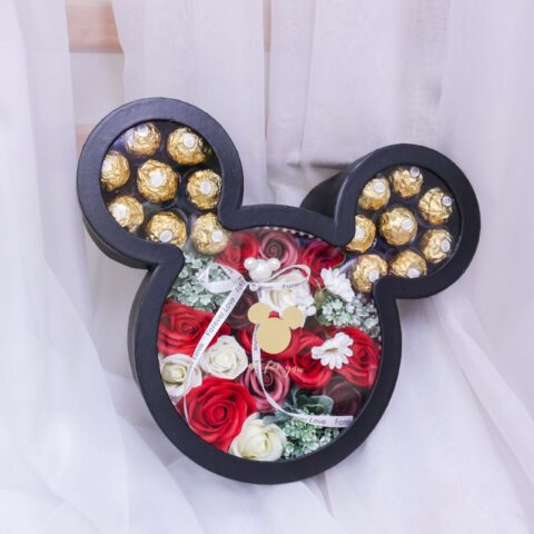 Mickie Box by Vin Florist