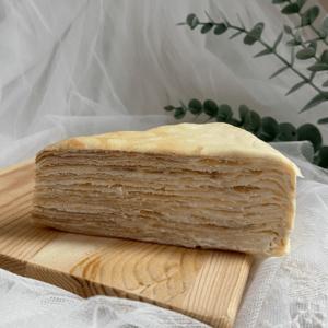 A slice of original millecrepe