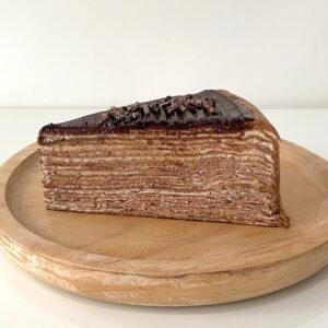 Chocolate Millecrepe
