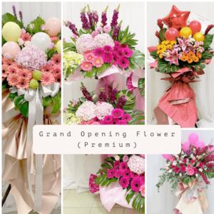 Grand Opening Flower (Premium)
