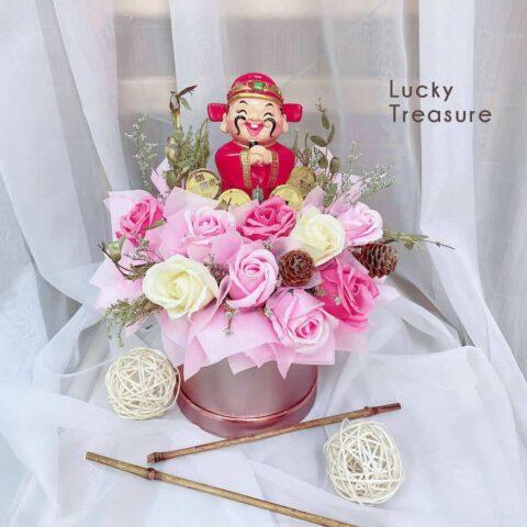 Flower Box - Lucky Treasure