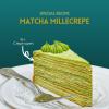 Matcha Millecrepe (Slice)