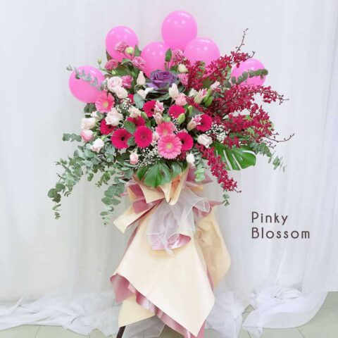 Flower Stand - Pinky Blossom