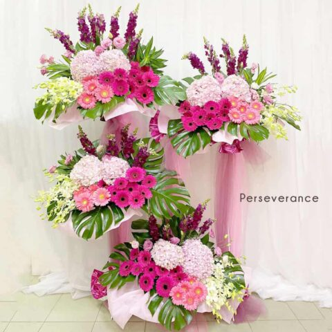 Flower Stand - Perseverance
