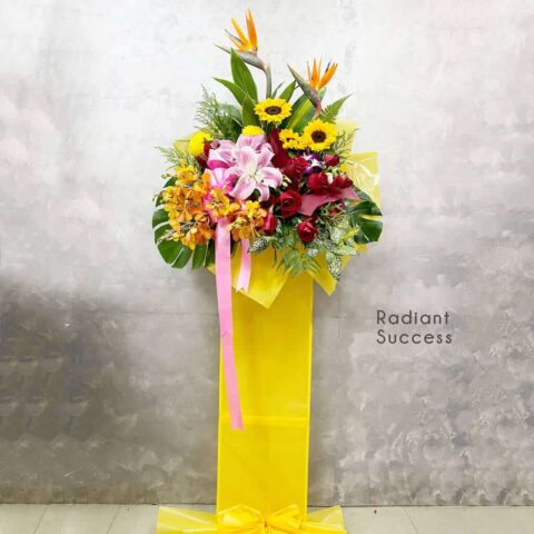 Flower Stand - Radiant Success