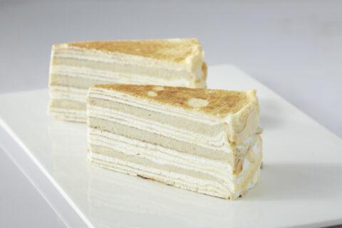 Durian Millecrepe (Slice)