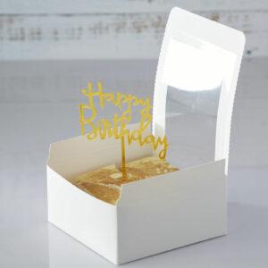 Birthday Durian Millecrepe Box