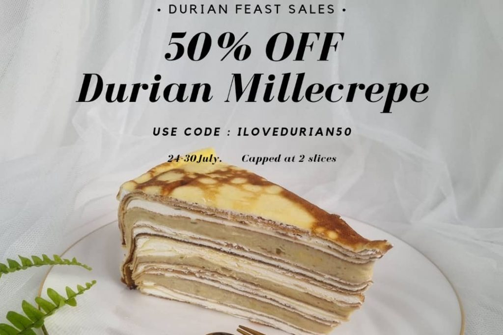 Durian Feast Landing Page Cover